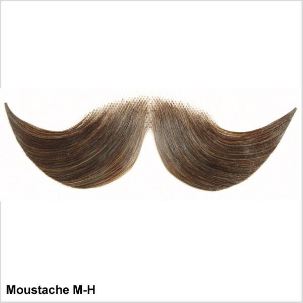 False Moustache Handle Bar