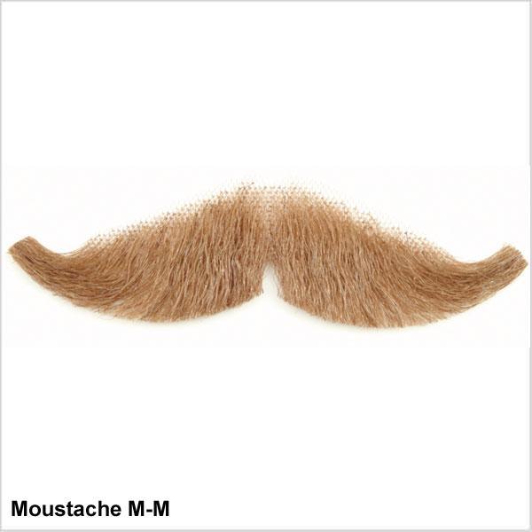 False Moustace Military