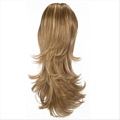 Fibre Hair Piece Perl