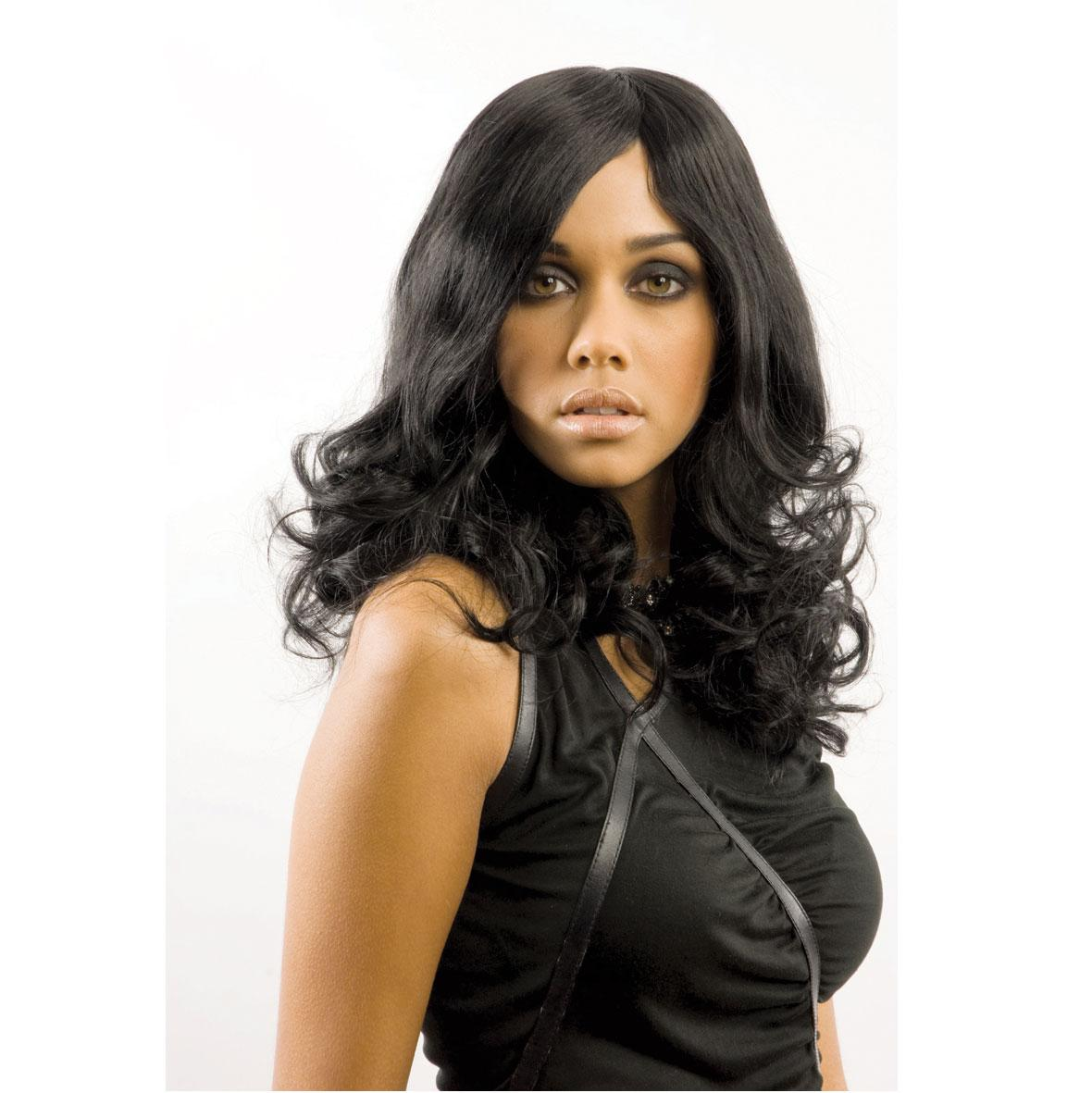 Genuine Human Hair Indian Lace Wig