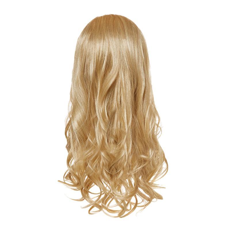 Hairaisers Live it Loud Curly Colour Blush Blonde Hair Piece