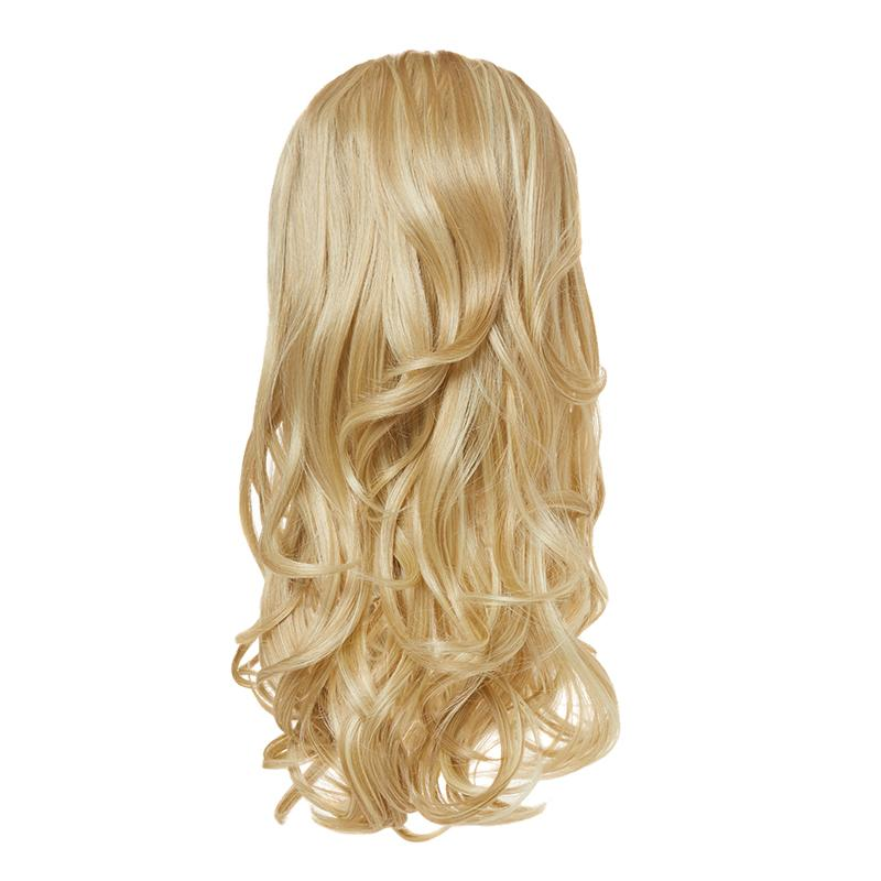 Hairaisers Live it Loud Curly Colour 18/PB Hair Piece