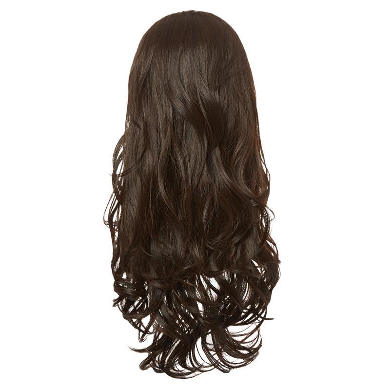 Hairaisers Live it Loud Curly Colour 2/4 Hair Piece