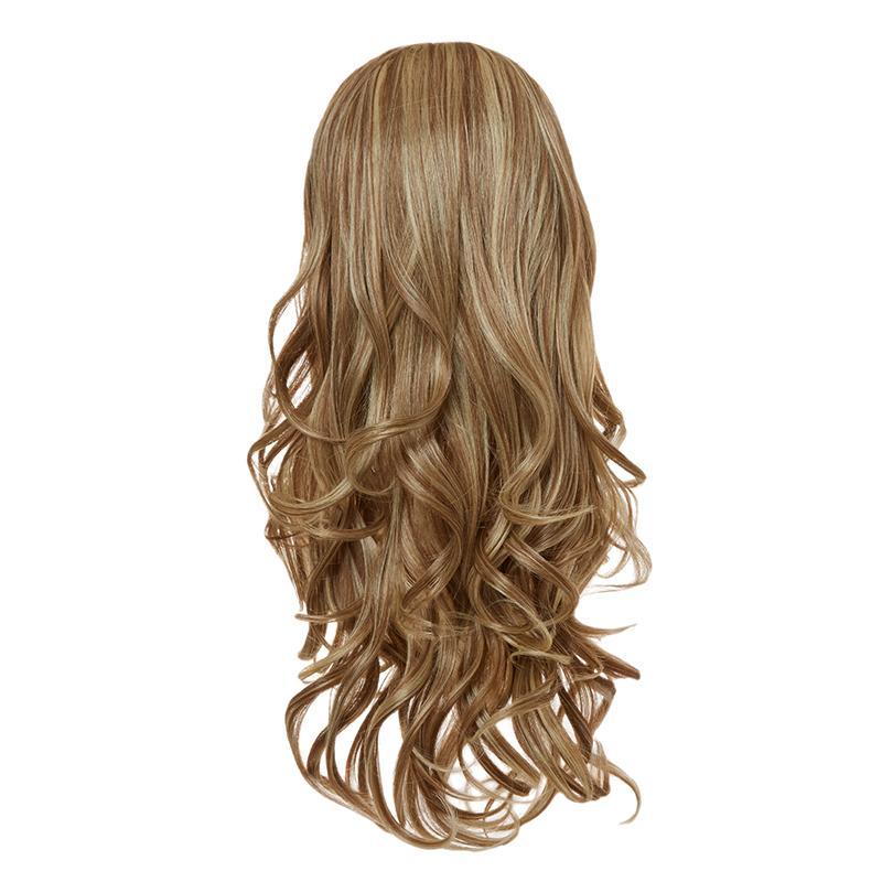 Hairaisers Live it Loud Curly Colour 24/SB Hair Piece