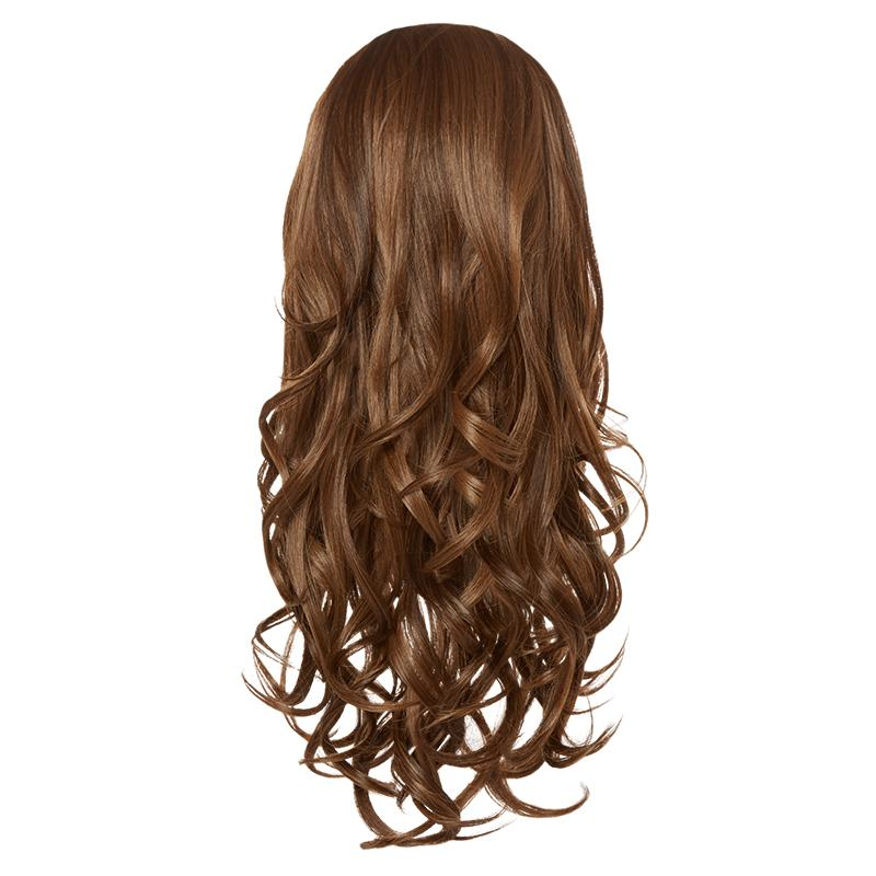 Hairaisers Live it Loud Curly Colour 6/27 Hair Piece
