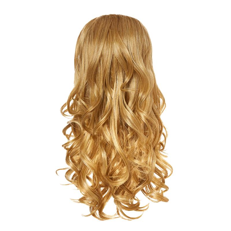 Hairaisers Live it Loud Curly Colour Honey Blonde Hair Piece