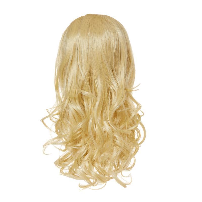 Hairaisers Live it Loud Curly Colour SB Hair Piece