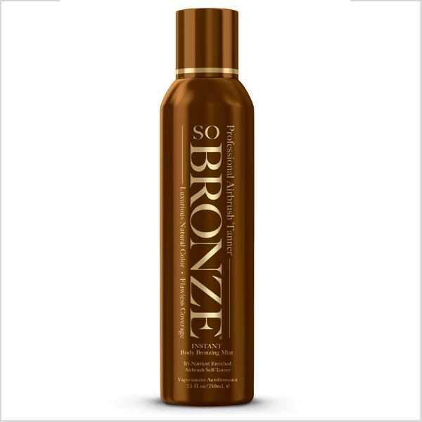 SoBronze Home Spray Tan