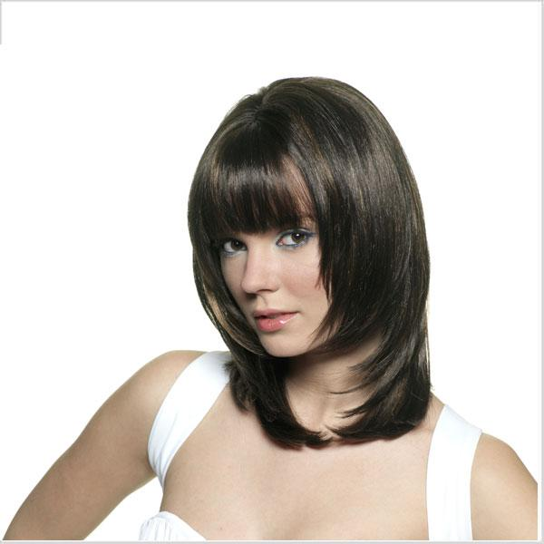 Synthetic Monofilament Wig Amy