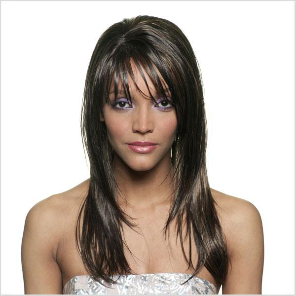 Synthetic Monofilament Wig Megan